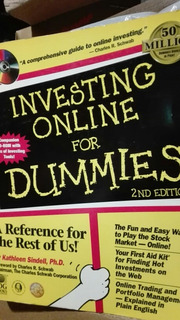 Investing Online For Dummies 2nd Edition + Cd Sindell Schwab