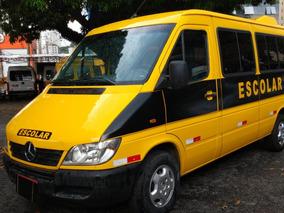 Mercedes-benz Sprinter 313 2011 16 Lugares T Baixo Escolar