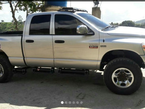 Dodge Ram Pik Up Camioneta Motor Malo 2007