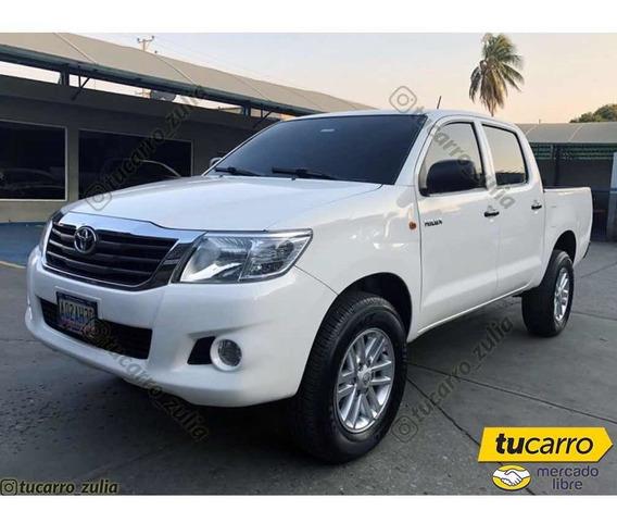 Toyota Hilux 2.7 Automatico