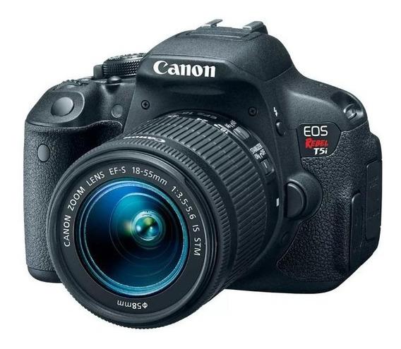 Camara Canon Eos T5i
