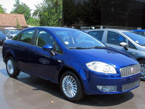 Fiat Linea 2010 1.9 Absolute Dualogic