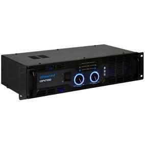 Amplificador Estéreo 2 Ch 220w Rms Op1700 Oneal Para Caixas