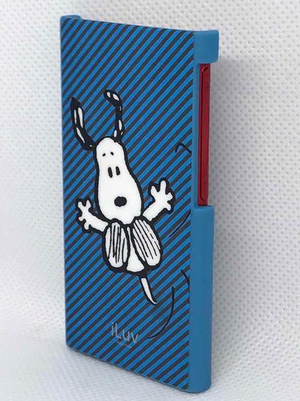 Capa Protetora Iluv Case Snoopy P/ iPod Nano 7 Geração 7g