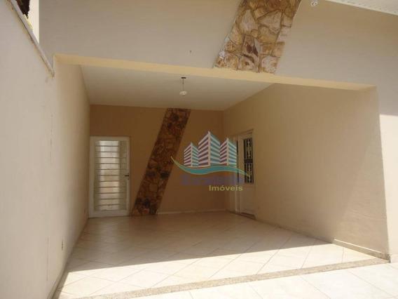 Casa Com 3 Dormitórios, 255 M² À Venda Por R$ 583.000 E Locação Por R$2.750 - Jardim Santana - Hortolândia/sp - Ca0499