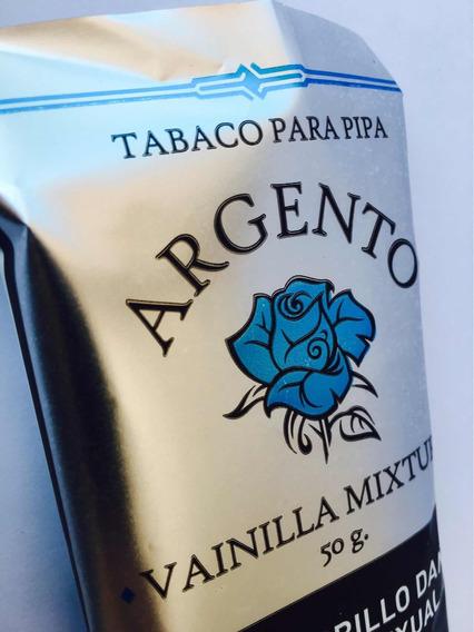 Tabaco Para Pipa Argento Vainilla X5 Sobres / Tabacos Pipas