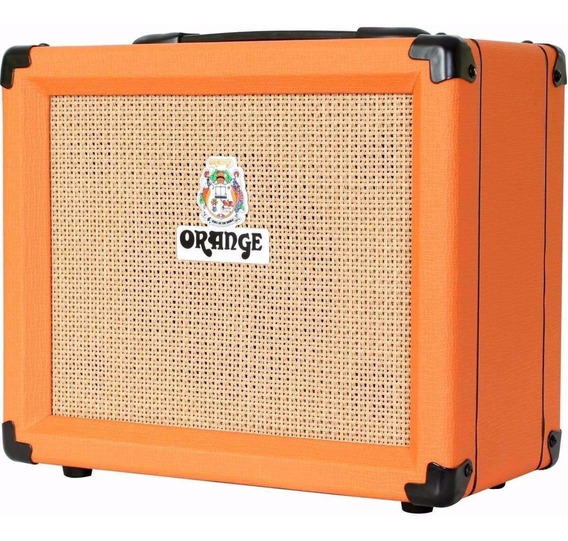 Amplificador De Guitarra Orange Crush 20 Nuevo Modelo!!!