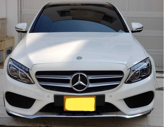 Mercedes-benz Clase C 250 Amg