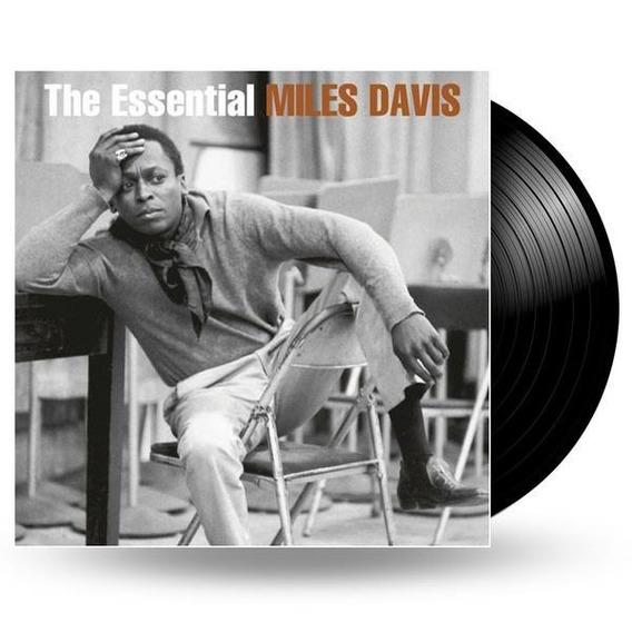 Lp Miles Davis - The Essential Miles Davis (2 Lp