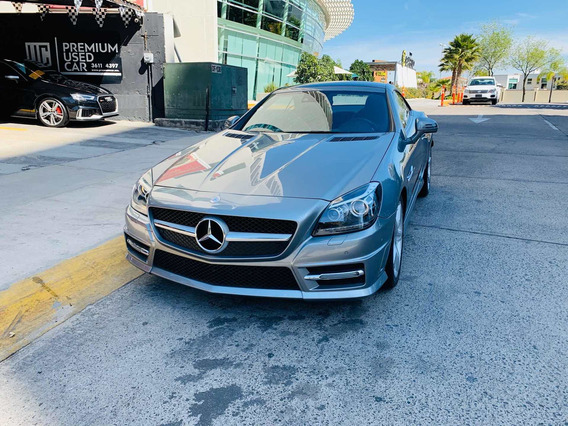 Mercedes-benz Clase Slk 1.8 200 Cgi Mt 2013