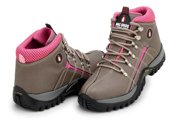 Tenis Infantil Masculino Boots Adventure Bota Adulto Trilha.