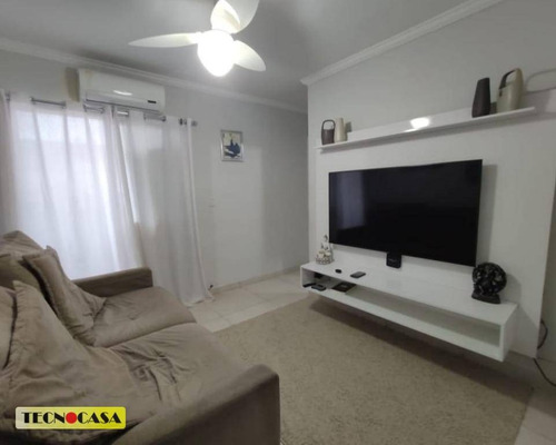 Imagem 1 de 24 de Excelente Apartamento Com 02 Dormitórios Para Venda Com  55 M² No Bairro Vila Sônia Em  Praia Grande/sp. - Ap6667