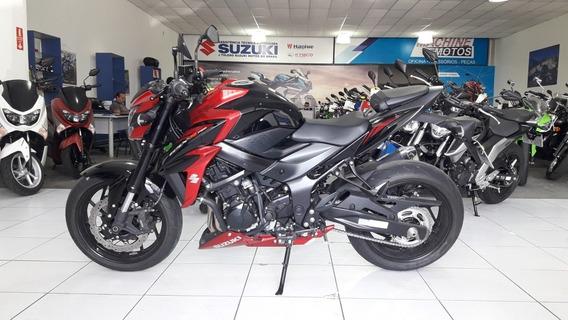 Suzuki Gsx S 750 A 2020 C\ 1.050 Km - Toda Original