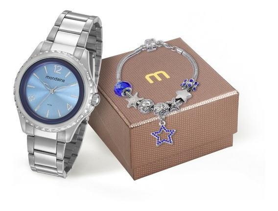 Relógio Feminino Mondaine 53600l0mvne3k1 Black Fridey