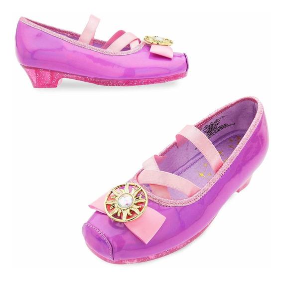 Disfraz Zapatos Para Niña Princesa Rapunzel Disney Store