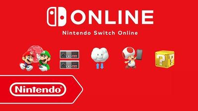 Membresía De Nintendo Switch Online Por 290 Días