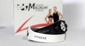 Kit 5 Pulseiras Magnética Power Magnum Fitness