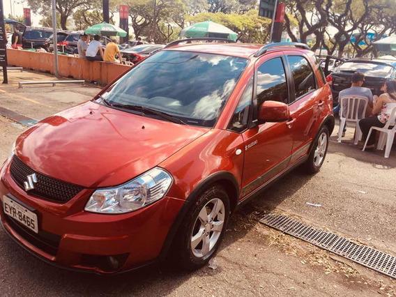 Suzuki Sx4 2.0 4wd Aut. 5p 2012