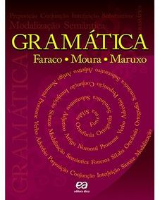 Gramática Faraco - Moura - Maruxo - 20ª Edição - 2018