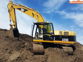 Excavadora Caterpillar 320cl (id540)