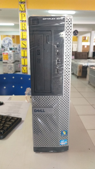 Cpu Dell Optiplex 3010 I3 3.4gz + 4gb + 250gn Hd