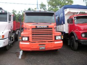 Scania 112h Caja Cerealera B/volcables Excelente Estado .