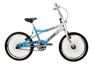 Bicicleta Rodado 20 Freestyle Stark 6069 Reforzada Varon