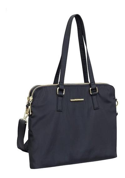Maletín Ejecutivo Saxoline Horizontal Bag 659 Negro