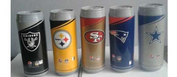 Nfl Termo Patriotas Inglaterra Steelers Vaquero Raider Pepsi Mercado Libre