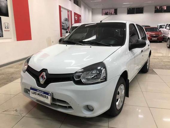Renault Clio 1.2 Iv Expression 2014 Excelente Estado 1 Dueño