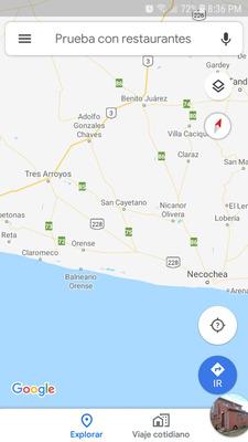 Alquiler Semana- Quincena- Mes En Claromeco. Calle 35 E/ 36