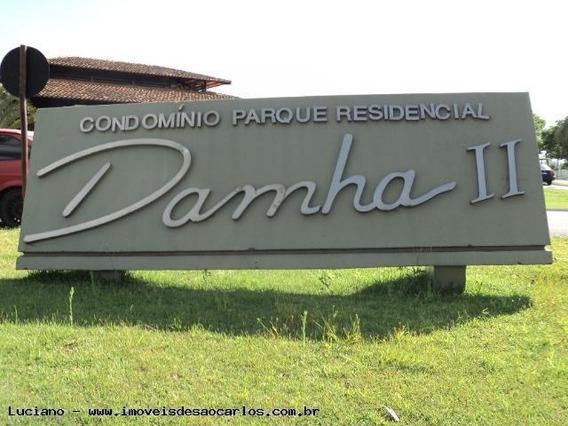 Sobrado Em Condomínio Para Venda Em São Carlos, Condomínio Parque Residencial Damha Ii, 3 Dormitórios, 1 Suíte, 3 Banheiros, 8 Vagas - Lsc363_1-1492260