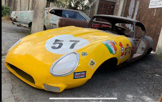 Jaguar E Type Xke