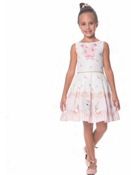 Vestido Petit Cherie Estampado 10.11.31150