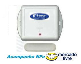 Sensor Magnético Sem Fio P/ Anunciador Porta Aberta Innear
