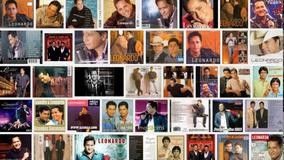 Leonardo Discografia Completa Mp3 Dvd (duplo)*dupla E Solo