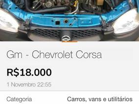 Chevrolet Corsa Pik Up Gl