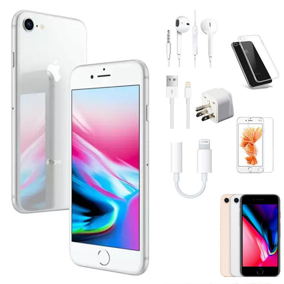 Celular iPhone 8 256gb Envio Gratis, Garantiza Reacondiciona