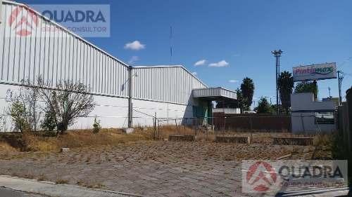 Bodega Industrial / Nave Industrial En Parque Industrial Resurrección, Puebla