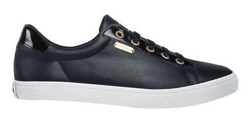 Zapato Tenis Pepe Jeans 9069 D172719 Negro Dama