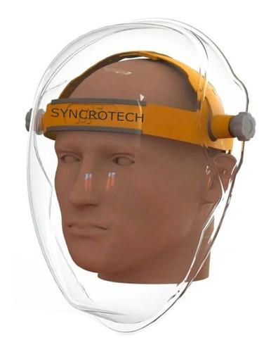 Mascara Protección Facial Panorámica Esfera Médicos
