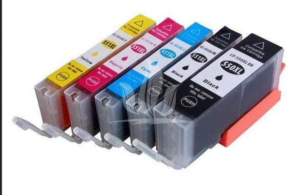 Canon Pgi 550 Cli 551 Ip7250 Mg5450 Mg5550 Mg6450 Mg5650 Mg