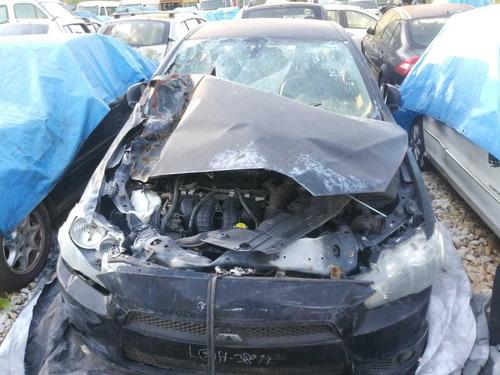 Sucata Mitsubishi Lancer 2012 Para Retirada De Peças
