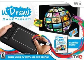 Udraw Tablero De Juego Con Udraw Studio: Instant Artist -