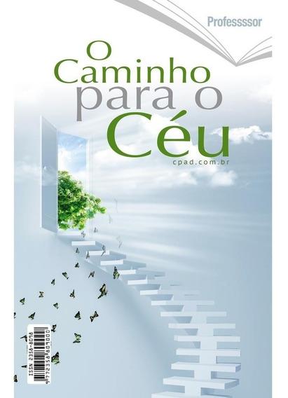 Revista O Caminho Para O Céu - Professor