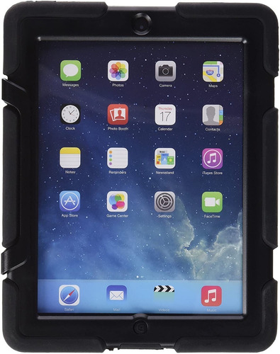 Capa Anti Impacto Survivor Shock Case iPad 2 3 4 Apple