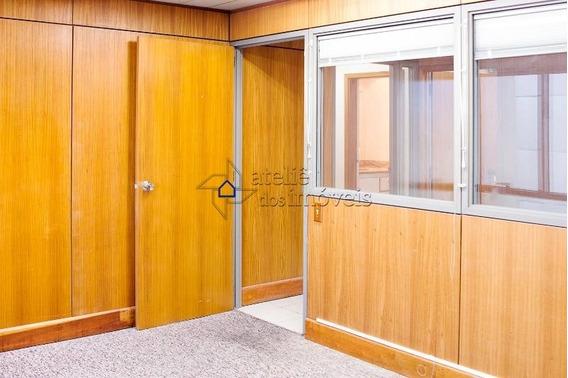 Conjunto Comercial Na Avenida Paulista Para Alugar, Próximo Ao Metrô, 292 M² - Cj0264ate