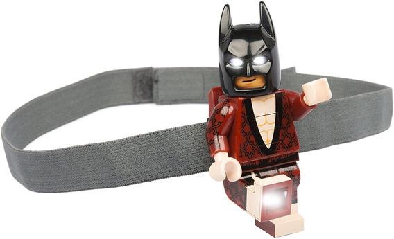 Banda Con Lámpara Led Batman Con Kimono Lego