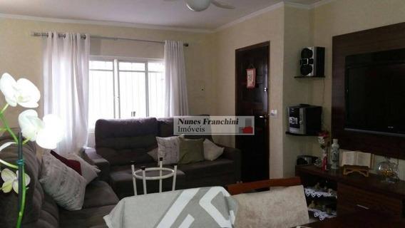 Imirim / Zn Sp Casa Térrea 03 Dormitórios 01 Suíte 02 Vagas De Garagem - R$ 515.000,00 - Ca0520