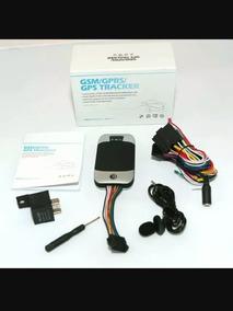 Rastreador Bloqueador Gps Coban Tracker Tk 303g Original